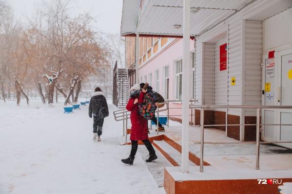 Сейчас нет ни одной полностью закрытой на карантин школы или детского сада