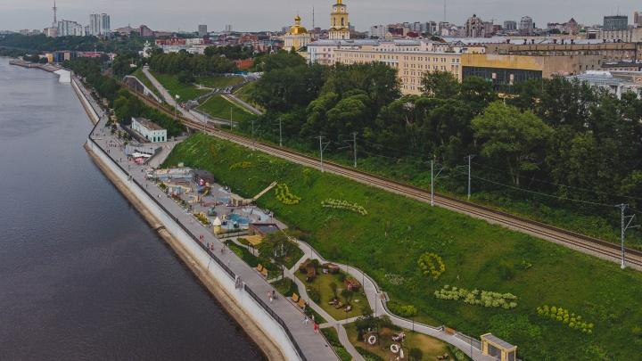 Эволюция центра Перми: как современная застройка и реновация изменили облик города