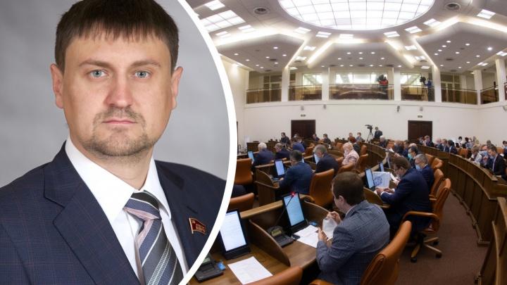 Депутат от КПРФ Евгений Козин задержан по делу о взятках для Ирины Тюриной