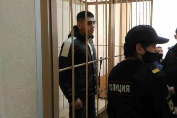 Руслан пробудет под арестом два месяца