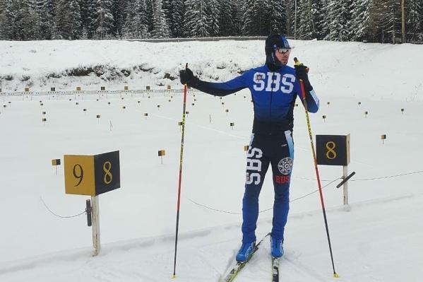 Шипулин —президент федерации биатлона Свердловской области