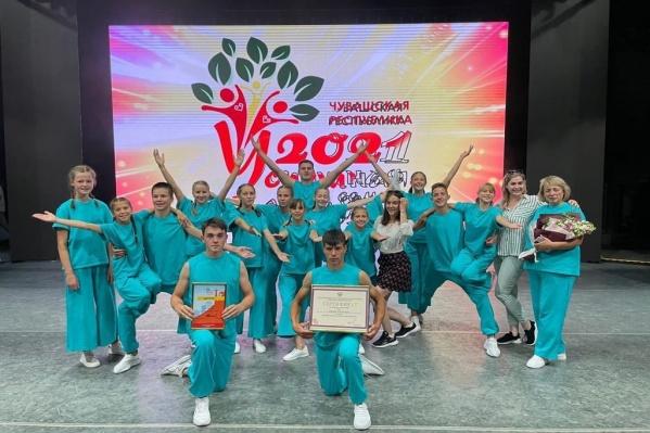 Абакшины в этом году победили в конкурсе «Успешная семья Приволжья — 2021»