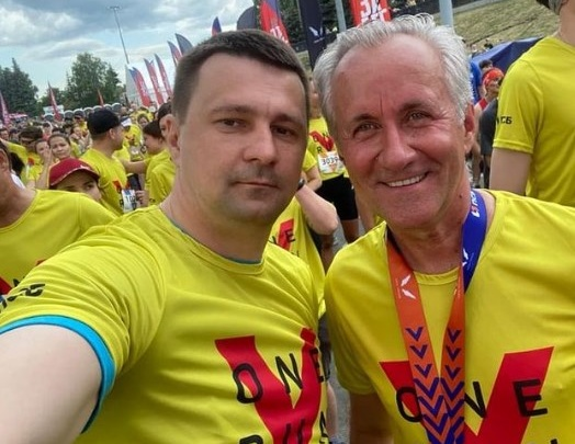 Мэр Уфы и министр здравоохранения Башкирии приняли участие в массовом забеге