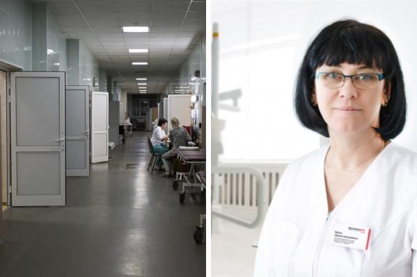 Ирина Брега заведовала кафедрой хирургической стоматологии, стоматологической имплантации и челюстно-лицевой хирургии НГМУ