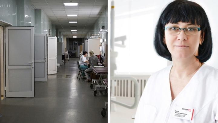 Умерла декан стоматологического факультета НГМУ
