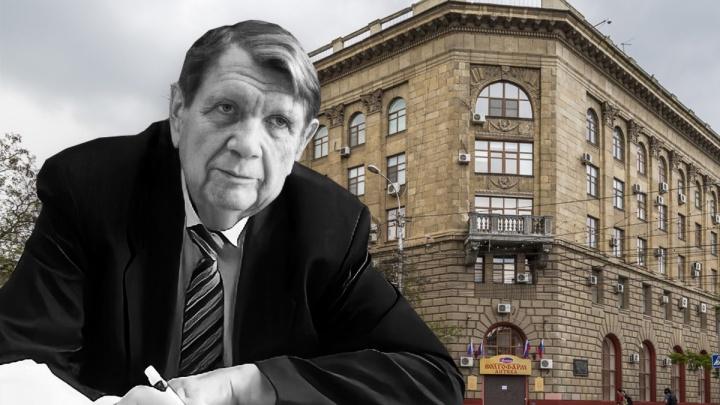 Много лет спасал людей от туберкулеза: в Волгограде скончался 81-летний профессор ВолгГМУ