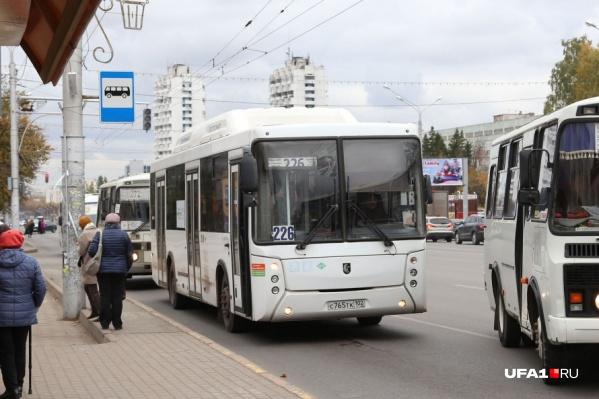 Количество общественного транспорта возрастет на три дня