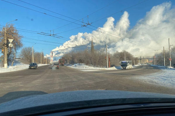 Общественники добиваются включения Стерлитамака в проект «Чистый воздух»
