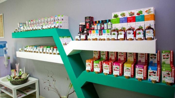 Природная аптека на Красном проспекте снизила цену на товары для красоты и здоровья