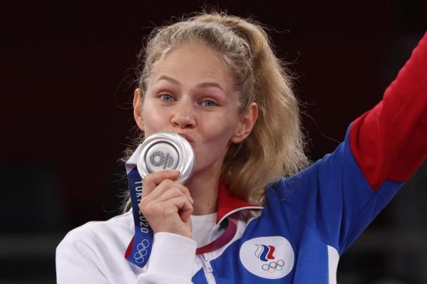 Серебряную медалистку Татьяну Минину ждут не только премия от федерального Минспорта, но и бонус от региональных властей