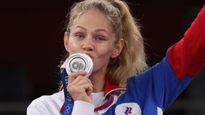 Власти рассказали, как наградят челябинскую тхэквондистку Татьяну Минину за медаль Олимпиады в Токио