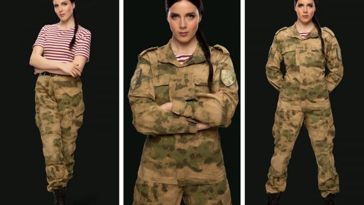 Нижегородская участница шоу «Солдатки.Спецназ» Наташа Смелянец: «Хочу доказать сама себе, что я сильная духом»