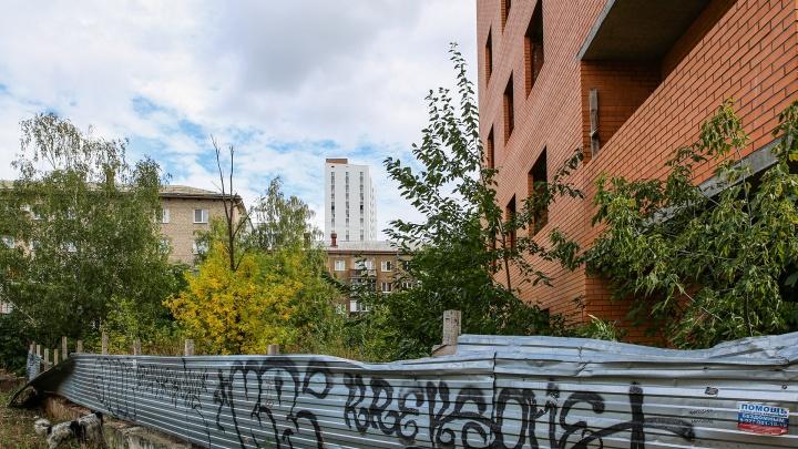 Власти Уфы рассказали о дальнейшей судьбе «дома смерти» на улице Кирова