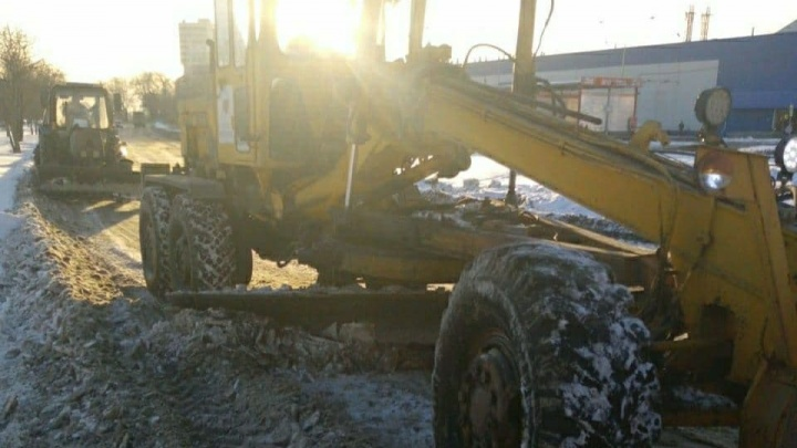 «Дороги убираются лучше, думаю, вы спорить небудете»: Котова прокомментировала вывоз снега вЧелябинске