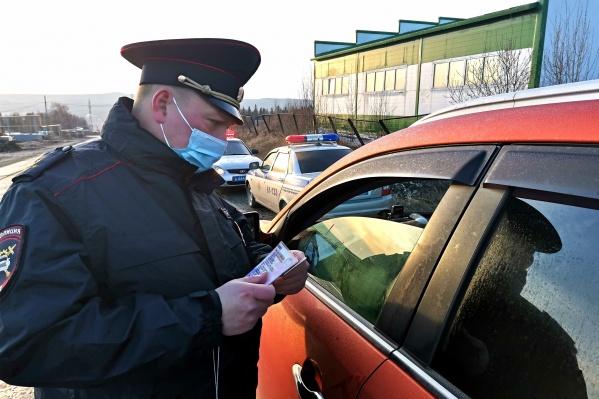 На Урале провели массовые рейды по поимке пьяных водителей