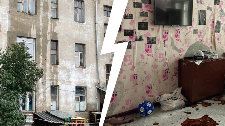 В Тюмени многоквартирный дом затопило кипятком — в нем только подключили отопление