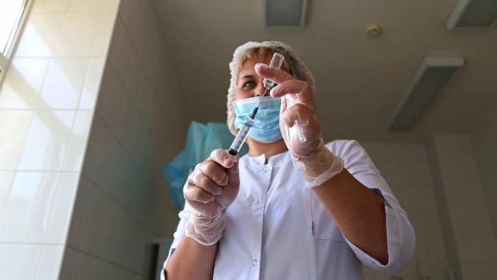 Стало известно, сколько жителей Башкирии привились от коронавируса