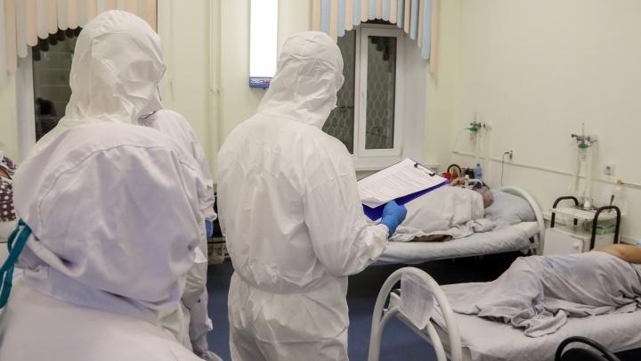 В нижегородском COVID-госпитале упало давление подачи кислорода