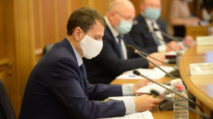 Один из кандидатов в мэры Екатеринбурга сидел по тяжкой статье. Комиссия отстранила его от конкурса