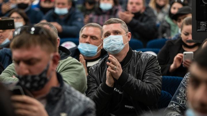 Правительство Ростовской области прокомментировало митинги предпринимателей на аксайских рынках