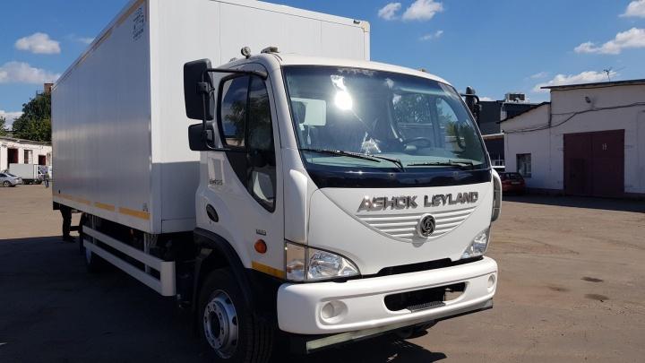 Индийские грузовики вытесняют европейцев: новый бренд коммерческого транспорта уже в Челябинске