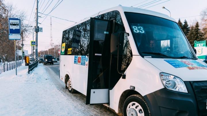 «Я бы ограничил движение легковым автомобилям»: омский перевозчик— о новой маршрутной сети