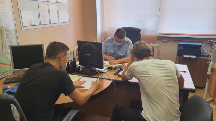 В Екатеринбурге задержали водителя «семерки», который устроил массовую аварию на Луначарского