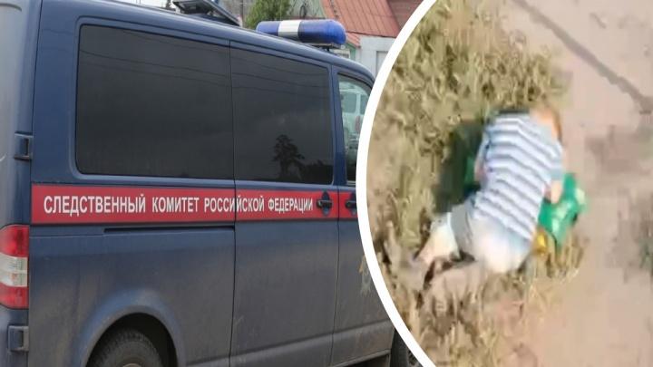 Челябинский СК проверит работу соцзащиты после инцидента с уснувшим на обочине дороги ребенком