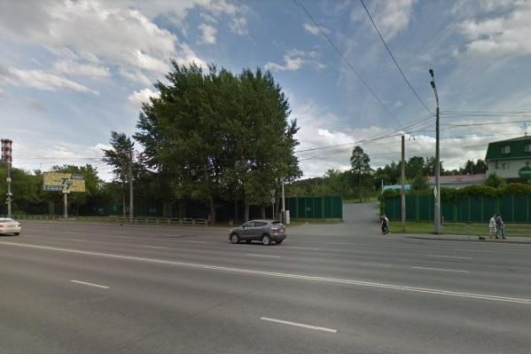 Парковку хотят воткнуть между отелем и зоопарком на улице Труда