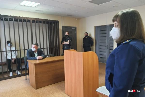 Санкции статьи, по которой обвиняют молодого человека, — до семи лет лишения свободы