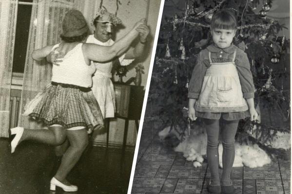 Собрали кадры из прошлого, чтобы показать вам, как Новый год встречали взрослые и дети