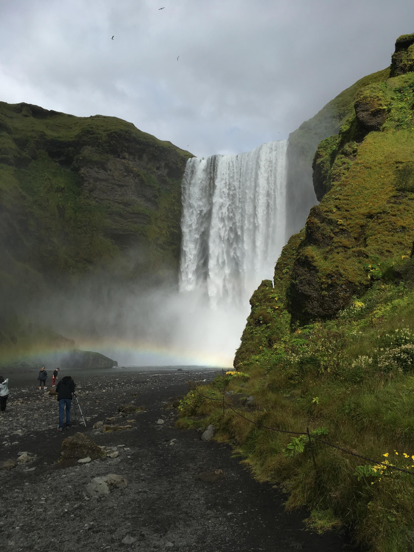 Видами Исландии можно любоваться бесконечно