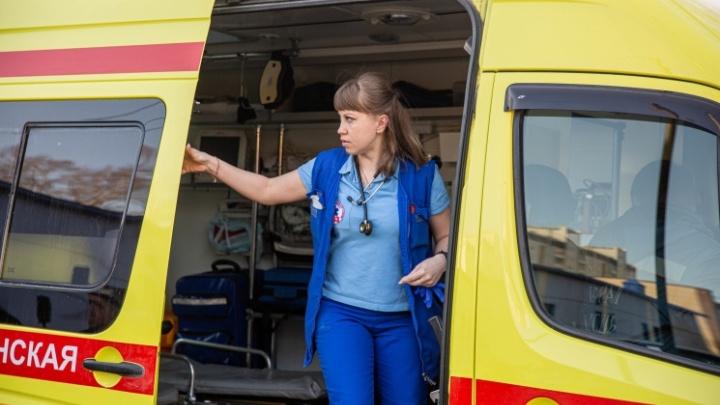 В Минздраве рассказали о состоянии пострадавших в массовом ДТП под Новосибирском