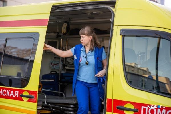 Два ребенка и двое взрослых госпитализированы в Искитимскую больницу