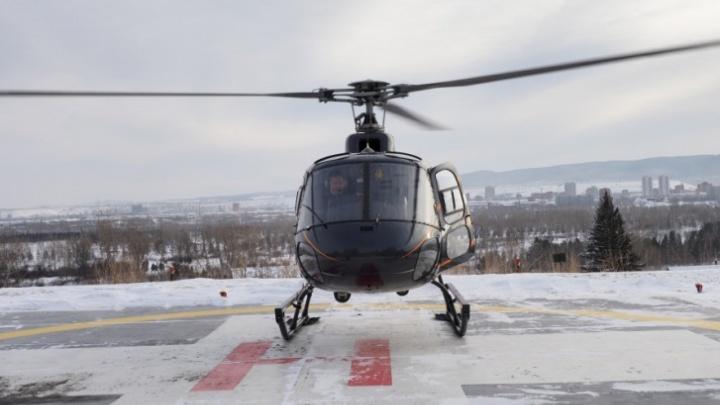 В небе над Минусинским районом пропало воздушное судно