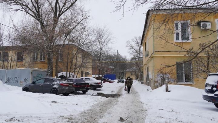 Стали известны сроки запуска проектов по сносу двухэтажек в Самаре