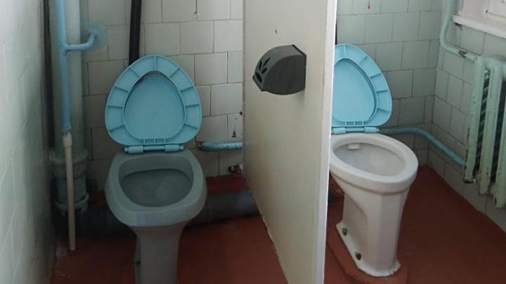 «Наша последняя надежда»: школа из Башкирии через всероссийский конкурс пытается отремонтировать туалет