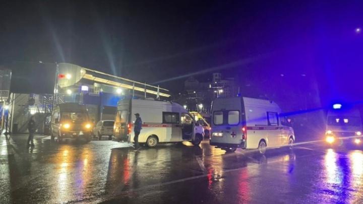 Челябинка, попавшая с группой альпинистов в буран на Эльбрусе, доставлена в больницу