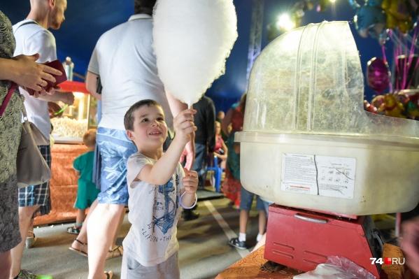 Открытия детских развлекательных центров очень ждут
