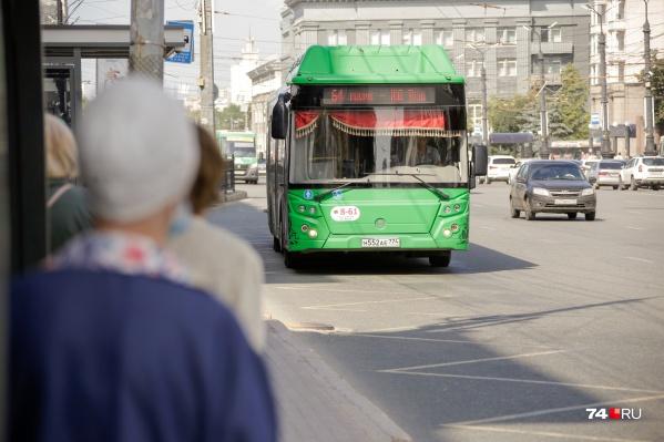 Новые автобусы должны быть зелеными — как и те, которые привезли в Челябинск в прошлом году