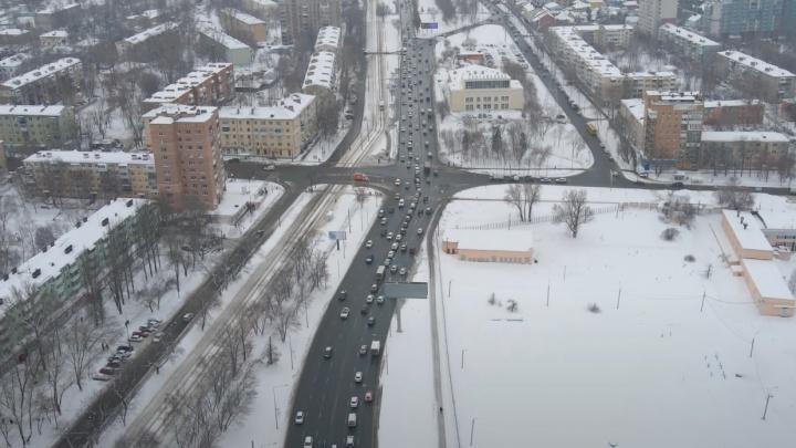 В Самаре перекроют еще один дублер Ново-Садовой
