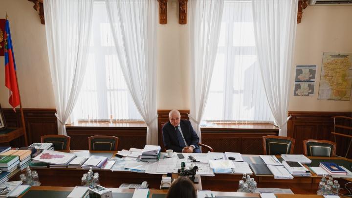 «Мы превращаемся из сибирского провинциального города в перспективный регион»: интервью с губернатором Кузбасса