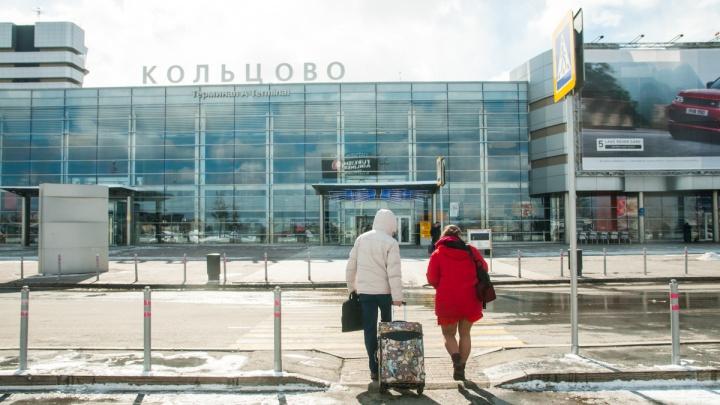 Еще три авиакомпании начнут летать из Екатеринбурга в Турцию