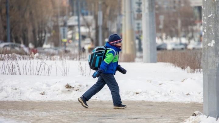 В Челябинске изменили списки домов, прикрепленных к школам для приема детей в первый класс. Публикуем их