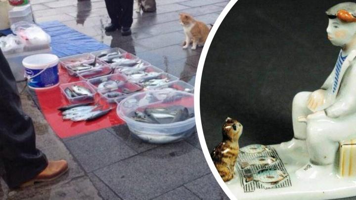 «Вы продоёте рыбов?» Нет, делаю: самый популярный мем рунета придумали 25 лет назад на ярославском заводе