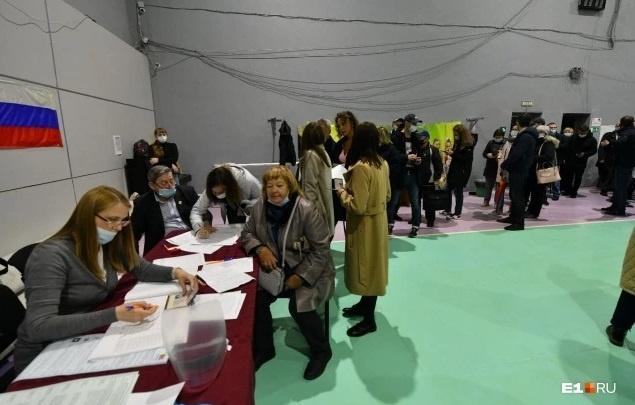 Первый день голосования в Екатеринбурге позади: все, что нужно знать к этому часу
