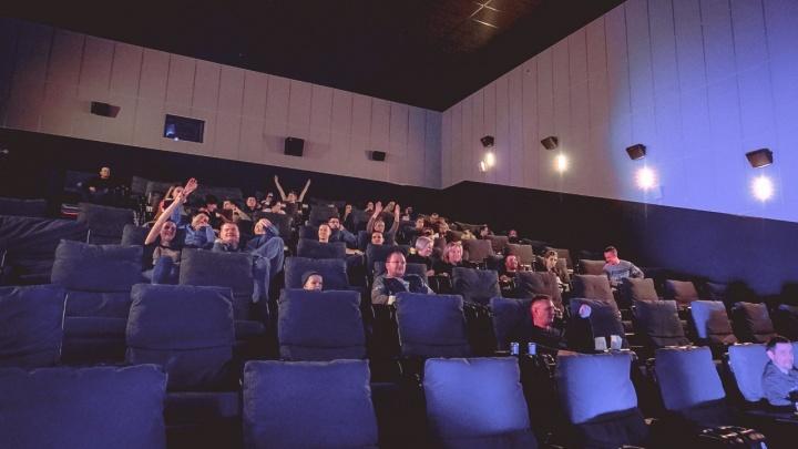 Кинотеатр «Кинодом» подарит влюбленным билеты 14 февраля