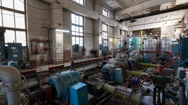 В Волгограде судебные приставы остановили работу котельной в Дзержинском районе