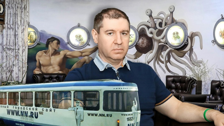 Активист, фрик, основатель NN.RU. Нижегородского бизнесмена отправили в СИЗО за то, что он сдал помещение не тем людям