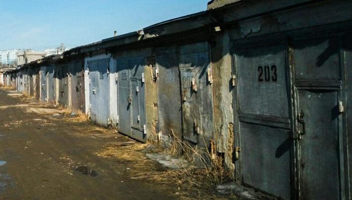 В Челябинске в гаражном кооперативе нашли склад с боевыми гранатами